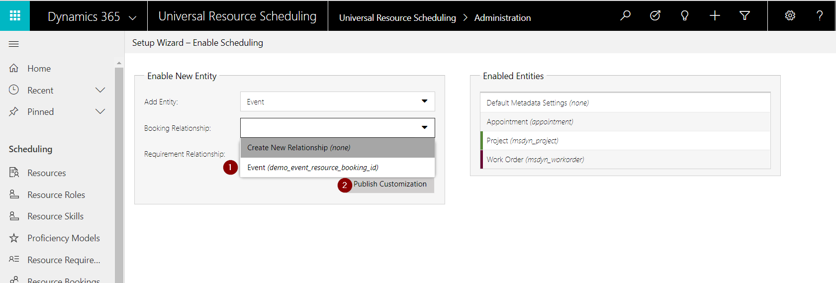 Get started with Universal Resource Scheduling | Sara Lagerquist